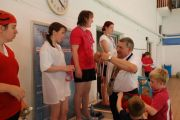 Sponsoring the Cygnets Swimming Club