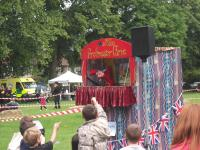 Punch and Judy is everyones favourite