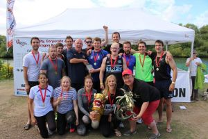 Dragon Boat winners 2016