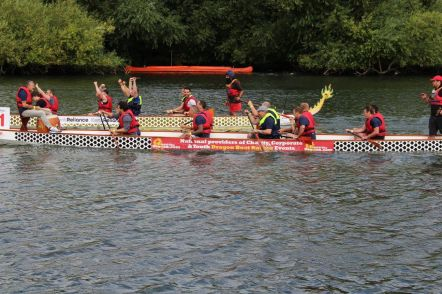 Dragon Boat Race 2017