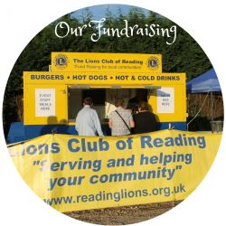 Fundraising Reading Lions Club