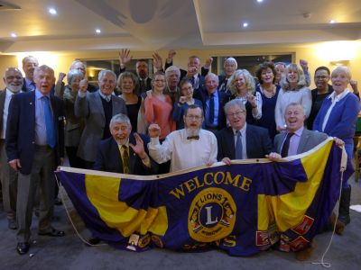 Welcome from Reading Lions Club