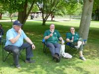 Friends from Burnham Lions at Beale Park
